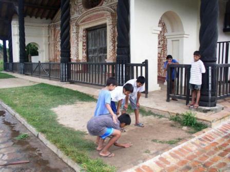 San Rafael de Velasco, Jesuit Mission, Bolivia