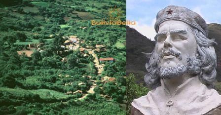 bolivia ecotourism la higuera che guevara