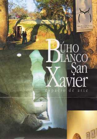 Buho Blanco Art Gallery San Javier Bolivia