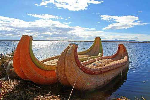 Bolivian Myths and Legends - Desaguadero