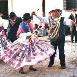 Bolivian Clothing Highlands And Valleys