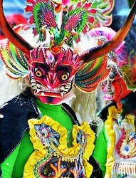 bolivia carnaval