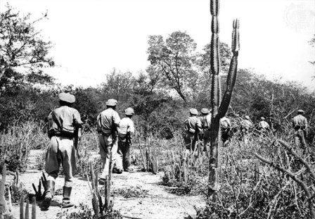 Bolivia History Chaco War
