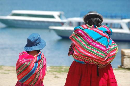 Aymara - Lake Titicaca Bolivia