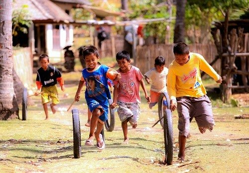 Holidays in Bolivia: Childrens Day