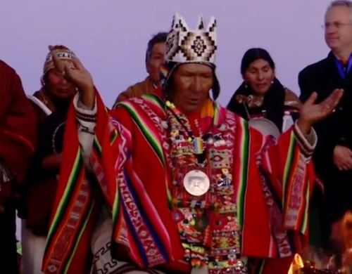 Aymara New Years - Public Holidays in Bolivia