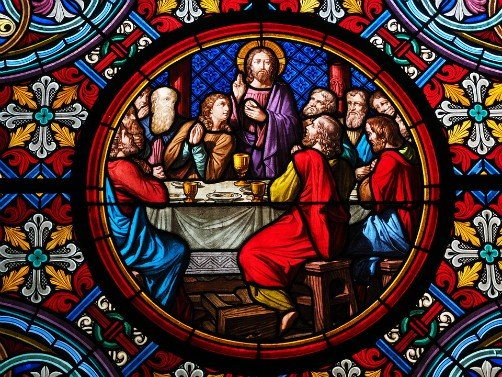 Corpus Christi - The Lord's Last Supper - Eucharist
