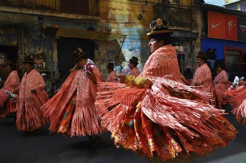 Bolivian Holidays and Festivals
