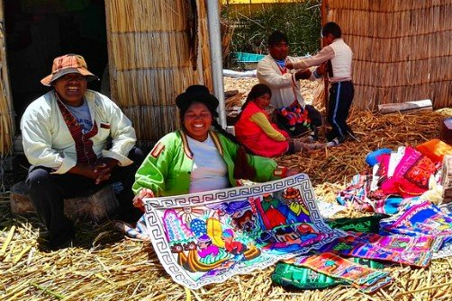 Competition drives prices down when you're bargaining in Bolivia