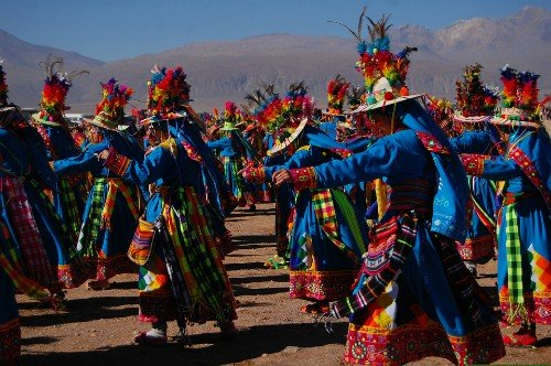 Facts about Bolivia - Bolivian Traditions - Bolivian Music Types