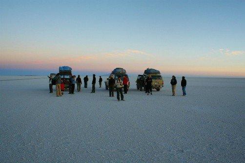 How to get to Uyuni Bolivia