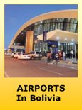 Airports in Bolivia