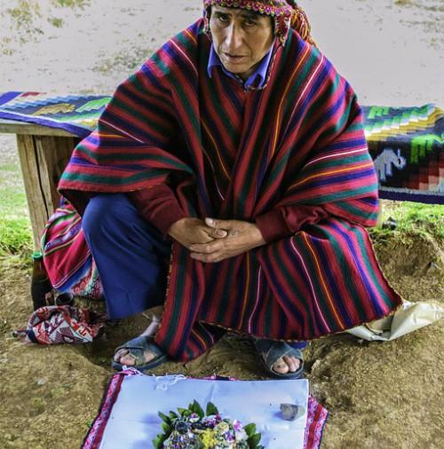 Kallawaya, Andean medicine men