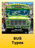Types of Buses in Bolivia