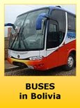 Travel Bolivia by Bus