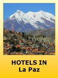 Hotels in La Paz Bolivia