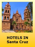 Hotels in Santa Cruz Bolivia