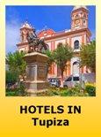 Hotels in Tupiza Bolivia