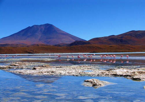 Hostels and hotels in Potosi, Bolivia