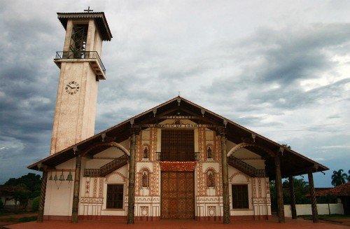 Hotels in San Ignacio de Velasco, Bolivia - Jeusit Missions