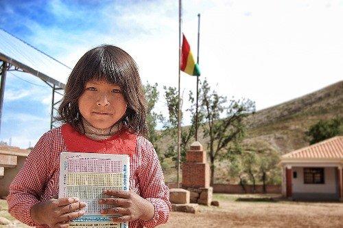Population of Bolivia