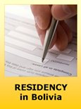 How to Apply for Residency in Bolivia