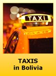 Find Taxis in Bolivia