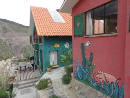 Volunteer Housing at Up Close Bolivia
