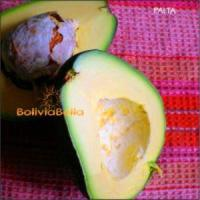 bolivian food fruit palta avocado