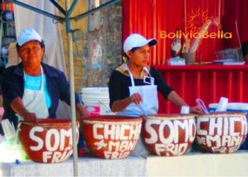 Bolivian Food and Recipes