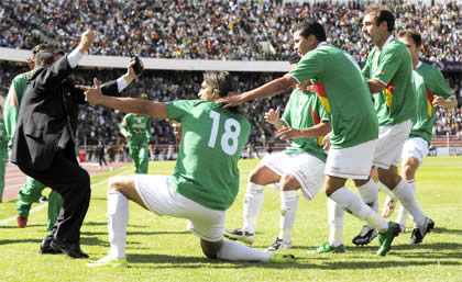 bolivia news feature soccer futbol bolivia vs argentina team