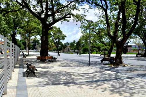 Parque Arenal - First Park in Santa Cruz, Bolivia