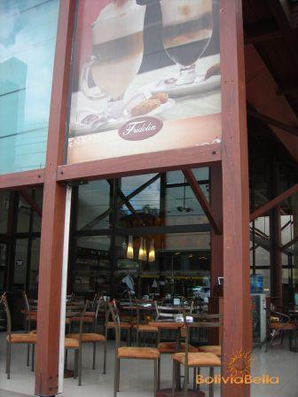 Bolivia Santa Cruz Restaurants Fridolin Ice Cream Tea Houses