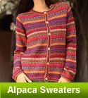 alpaca sweaters