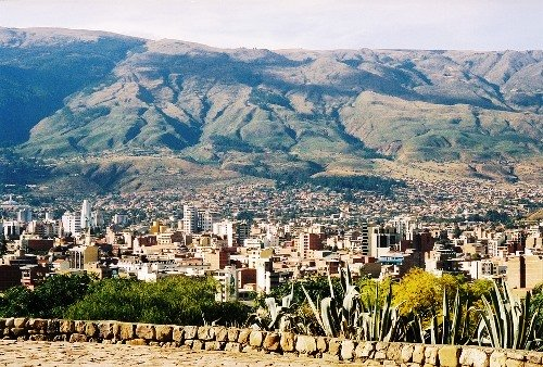 Bolivia Tourism: Tourist Attractions in Cochabamba