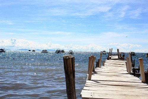 Dia del Mar en Bolivia 23 de Marzo
