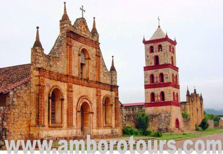 Misiones Jesuitas de Chiquitos Bolivia