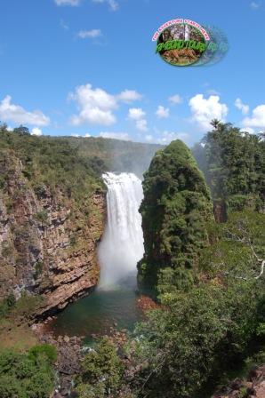 Cascada Arcoiris, Parque Nacional Noel Kempff Mercado