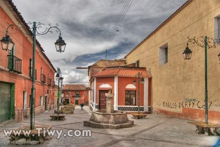 Potosi Bolivia Tourist Information