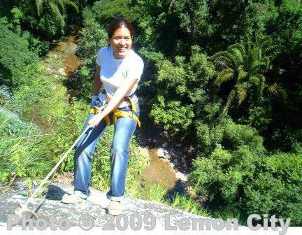 Rappel tours in Santa Cruz Bolivia