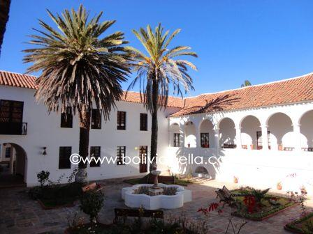 Museo Colonial Charcas, Sucre Bolivia