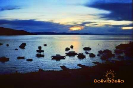 Lago Titicaca Bolivia