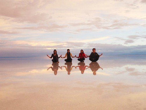 Salar de Uyuni Potosi Bolivia, World's Largest Natural Mirror