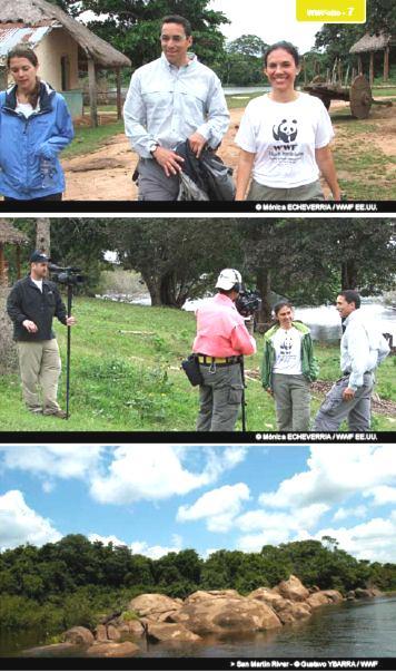 WWF in Bolivia