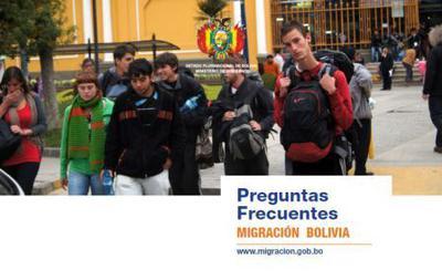 Copyright www.migracion.gob.bo