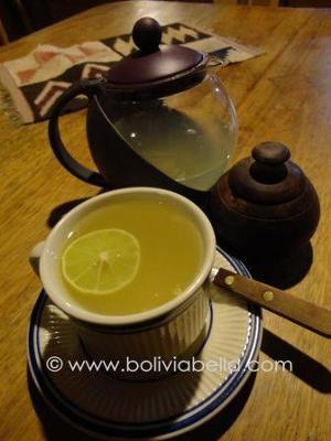 Best ultra-lemony hot lemonade I ever tasted!