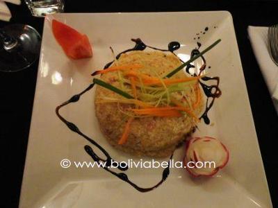 Try the Quinoa Risotto