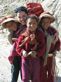 Some of the great little friends I made in Bolivia.