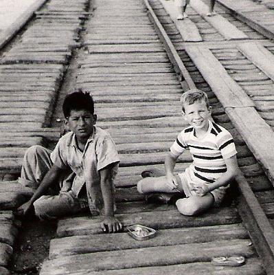 Me in Peru 1956