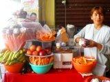 Central Market in Tarija Bolivia